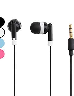 hovedtelefon 3,5 mm i øret stereo musik til iphone 6 / iphone 6 plus
