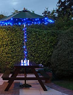 太陽100 - LEDブルーライト屋外クリスマスライトクリスマスデコレーションランプ