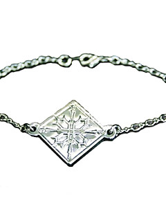 Jewelry Inspired by Vampire Knight Yuki Kuran Anime Cosplay Accessories Bracelet Silver Alloy Female