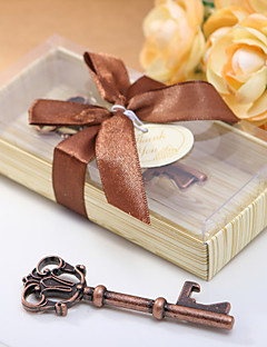 """Chrome Bottle Favor Bottle Openers Classic Theme Non-personalised Chocolate 3 1/5"""" × 1 1/5"""" (8*3cm)"""