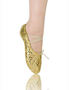 Kunstleder oberen Tanzschuhe Split-Sohle Ballettschuh für Frauen / Kinder