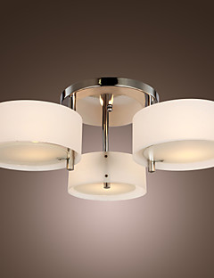 Chandelier Modern Living 3 Lights