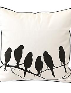 impressão sussurro pastoral cobertura decorativa travesseiro