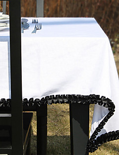 Black Lace Blanc Nappe Couleur