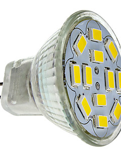 GU4 - 6 W- MR11 - Spotlights (Warm White 570 lm- DC 12