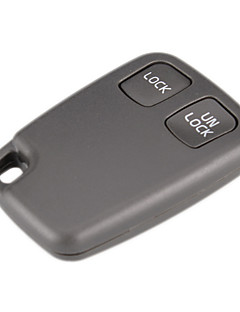 2-Button Remote Key Shell for Volvo