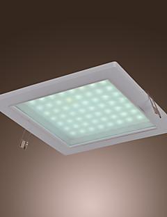 4w moderna llevó al ras luces del montaje en forma cuadrada