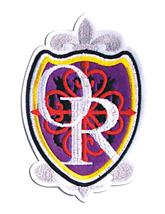 Jewelry / Badge Inspired by Ouran High School Host Club Tamaki Suou Anime Cosplay Accessories Badge Black / Red / Yellow / Purple