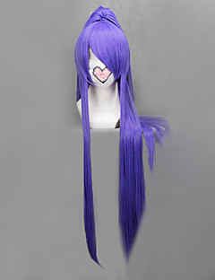 Cosplay Wigs Vocaloid Kamui Gakupo Purple Long Anime/ Video Games Cosplay Wigs 100 CM Heat Resistant Fiber Male