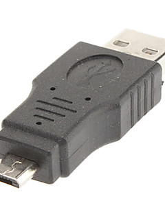 usb male naar micro usb male adapter