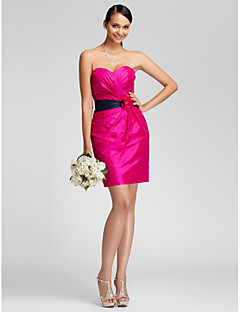 CARMA - kjole til brudepike i Taffeta