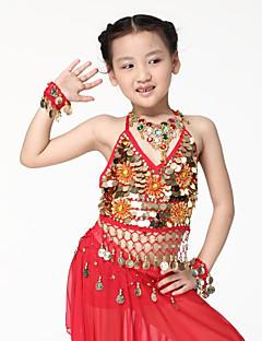 Taneční příslušenství Šperky Dětské Trénink Šifón Mince
