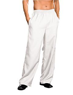 Branco Sailor Man Pants