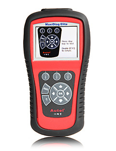 autel® maxidiag elite md802 bil kode scanner for alle systemer med ds model OBD