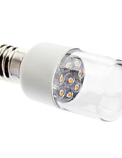 0.5W E14 LED-kronljus 7 DIP-LED 45 lm Varmvit Dekorativ AC 220-240 V