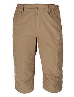 Women's Shorts Camping / Hiking / Leisure Sports Breathable / Quick Dry / Wearable Summer Gray / Khaki / BrownXS / S / M / L / XL / XXL