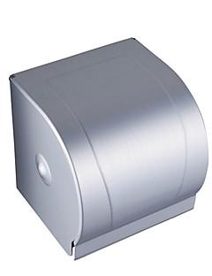 Space aluminium Volledig gesloten Waterdicht en stofdicht Toiletrolhouder