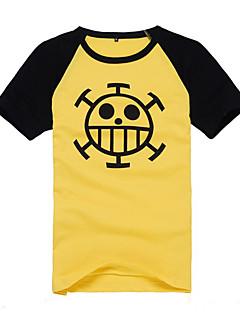 """""""Kirurgen av döden"""" trafalgar lag hjärta pirater symbol t-shirt"""