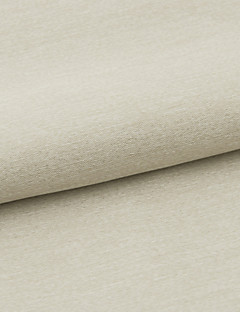 ein Panel Tülle oben elfenbeinfarbenen Feststoff warmen Verdunkelungsvorhang