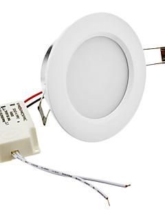 Plafonniers Blanc Froid 4 W 24 SMD 2835 200 LM 6000K K AC 100-240 V