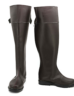 Attack on Titan Eren Jager TV Ver. Cosplay Boots