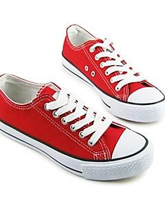Danganronpa Makoto Naegi Red Canvas Cosplay Shoes