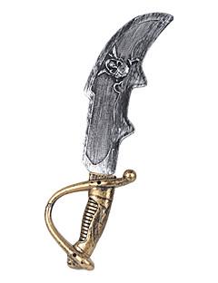 Pirate Plastic 30cm Halloween Knife