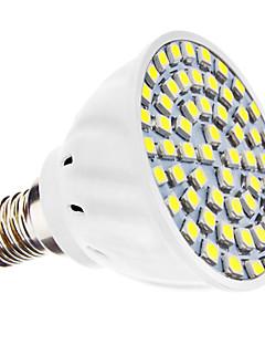Spot LED Blanc Naturel MR16 E14 3W 60 SMD 3528 240 LM AC 110-130 / AC 100-240 V