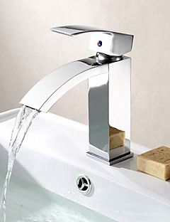 Moderne - DI Messing - Vandfald (Krom)
