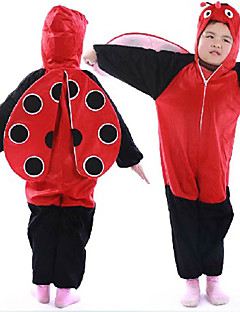 Cosplay Costumes / Party Costume Animal Festival/Holiday Halloween Costumes Red/Black Patchwork Leotard/Onesie Halloween / Children's Day