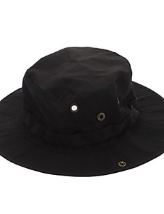 Sun Hat Hat Cap/Beanie Bike Breathable Unisex Black Polyester