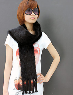 Nice Mink Fur Evening/Casual Wraps/Scarves(More Colors)