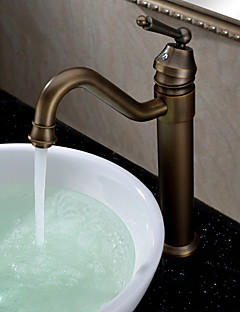 Sprinkle® Sink Faucets  ,  Traditional  with  Oil-rubbed Bronze Single Handle One Hole  ,  Feature  for Centerset
