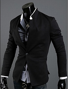 One Button Suit do Fit vska Men