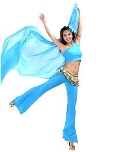 Acessórios de Dança Acesssórios de Palco Mulheres Treino Chifon