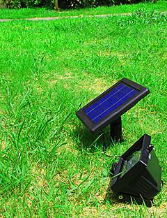 Solar Power Ultra Bright 30 LED-Garten-Flood Spot Light Lawn Cool White Lampe (CIS-57217)