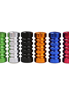 Aluminum Alloy Kromatisk Grip Grips Tube for Tattoo Machine Gun (tilfeldig farge)