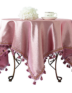 "Nappe romantique, Polyester 40 ""* 40"""