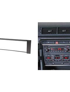 Radio Fascia Facia Trim installationssats för AUDI A4 B6 2000-2006