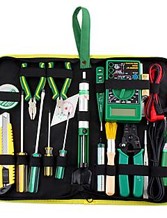 35*20*15 cm 17 PCS Carbon Hand Tools Set