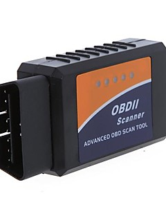ELM327 OBDII V1.5 CAN-BUS Bluetooth Diagnostic interface Scanner
