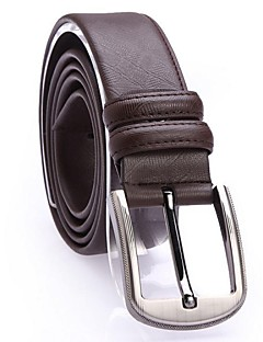 Men Buckle,Casual Leather All Seasons
