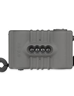 SuperSampler Rubberized Lomography Supersampler 35mm Point & Shoot Film Camera(Grey)