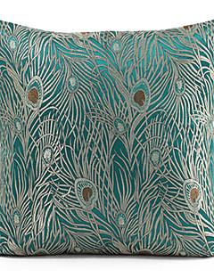 pavão capa de almofada (lago)