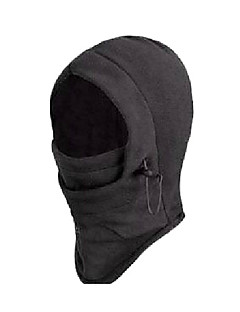 Ski Balaclava Hat Balaclava Bike Thermal / Warm Unisex Black