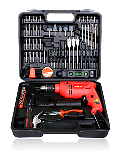 electroplating Allov Steel 17 PCS Electrician carpentry repair kit box combination