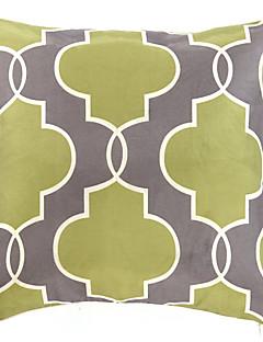 Traditionnelle lanterne Un polyester coussin décoratif couverture