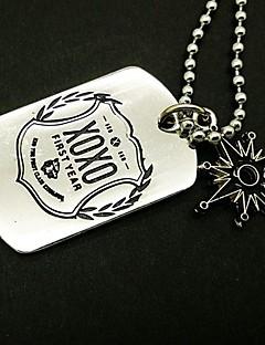 EXO BAE KHYUN Sunshine Alloy Necklace