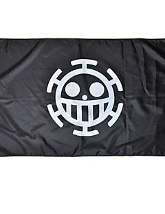 One Piece Trafalgar Law Cosplay lippu