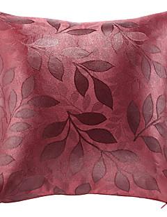 Pays Rosy Feuilles polyester coussin décoratif couverture